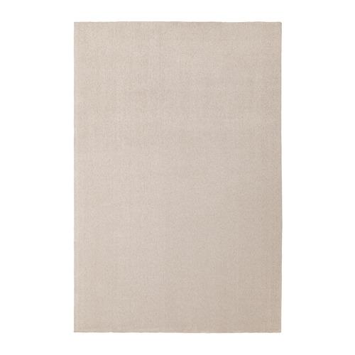 TYVELSE alfombra, pelo corto, 200x300cm
