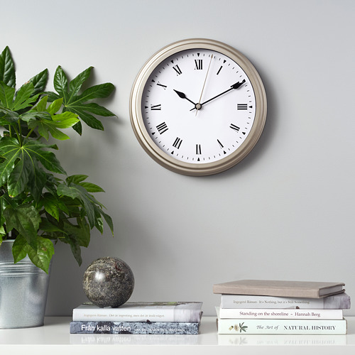 VISCHAN reloj de pared