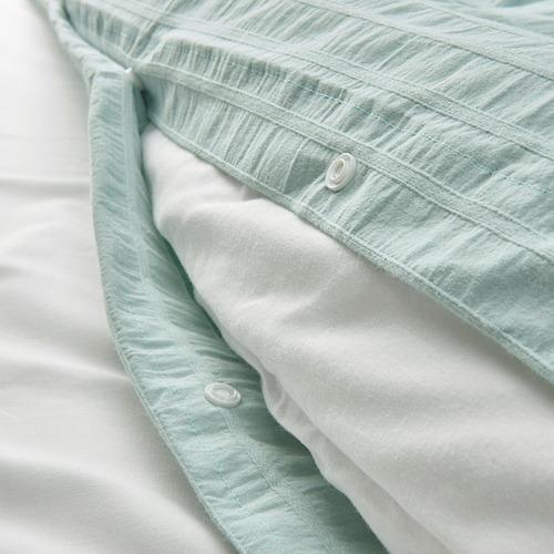 OFELIA funda nórdica y 2 fundas almohada, 240x220cm y 50x60cm, 205 hilos
