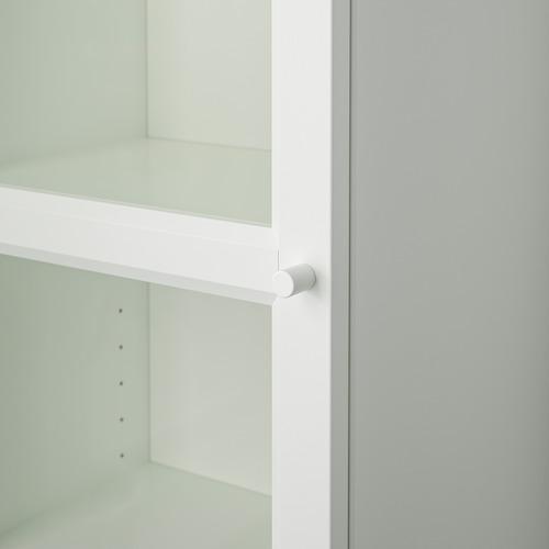 BILLY/OXBERG estantería con puerta de vidrio