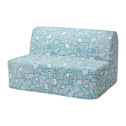 LYCKSELE funda para sofá cama de 2 plazas