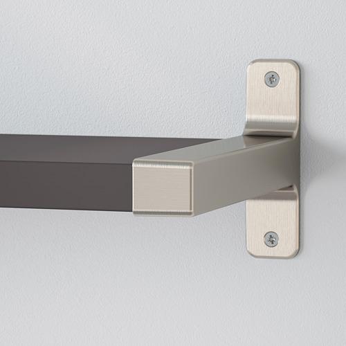 BRIMNES/BERGSHULT combinación almacenaje con mueble TV, 258x41x190cm