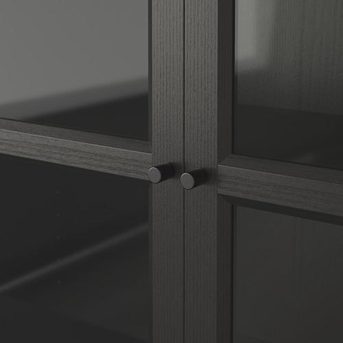 BILLY/OXBERG librería +puerta panel/vdr