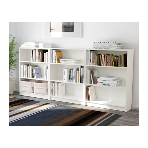 BILLY librería, 240x28x106cm