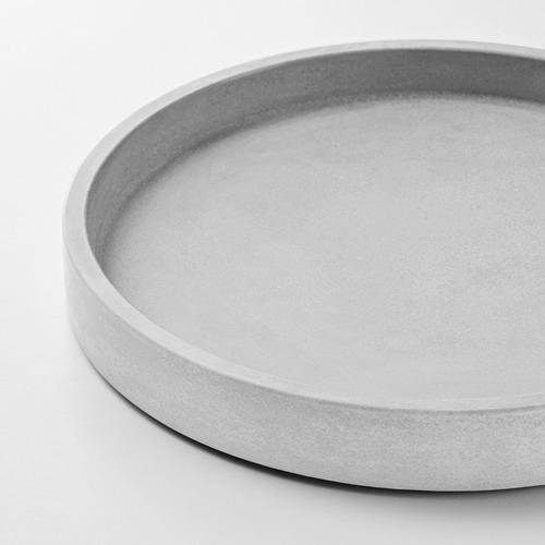 BOYSENBÄR plato para maceta, diámetro interior 17cm