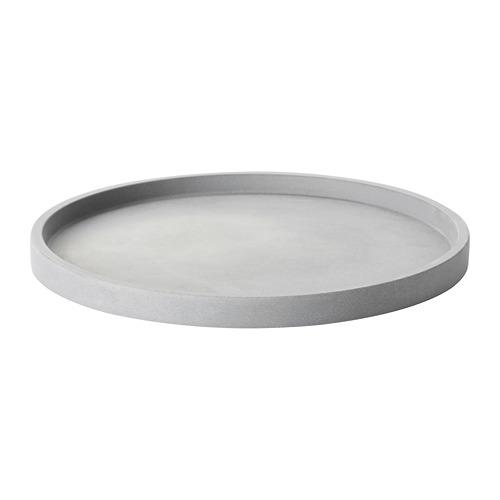 BOYSENBÄR plato para maceta, diámetro interior 25cm