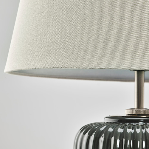 SNÖBYAR lámpara de mesa