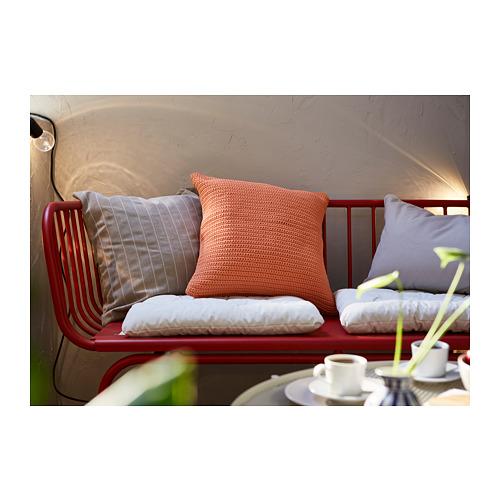 BRUSEN sofá 3 plazas exterior