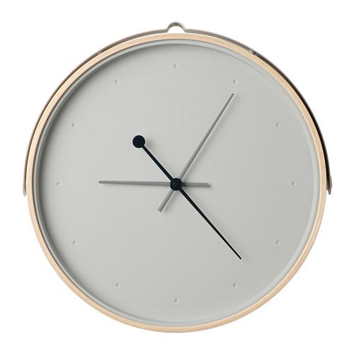 ROTBLÖTA reloj de pared, 42cm de diámetro