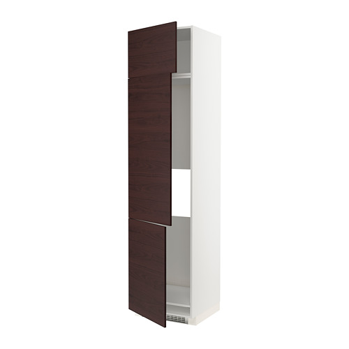 METOD armario alto frigo congelador pta