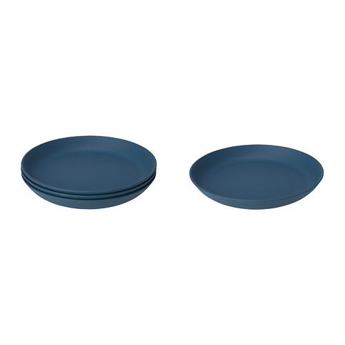 TALRIKA plato, 4 piezas