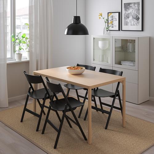 RÅVAROR/RÅVAROR mesa con 4 sillas