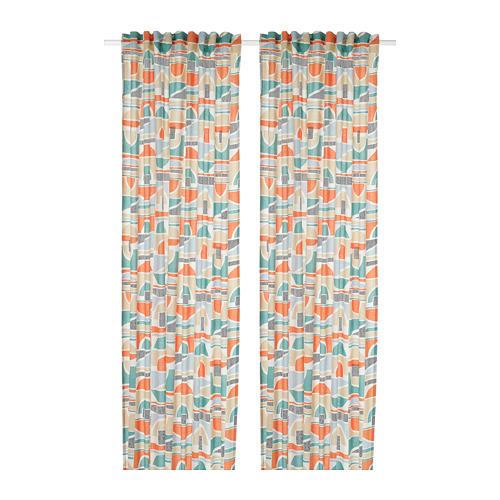 MARTORN cortina, 1 par, 145x300cm