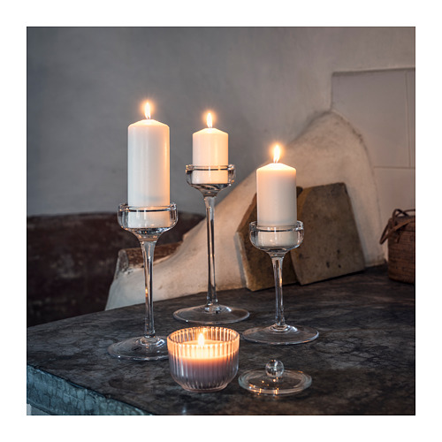 BLOMDOFT vela aromática en vaso