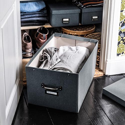 TJOG caja con tapa, 35x30cm