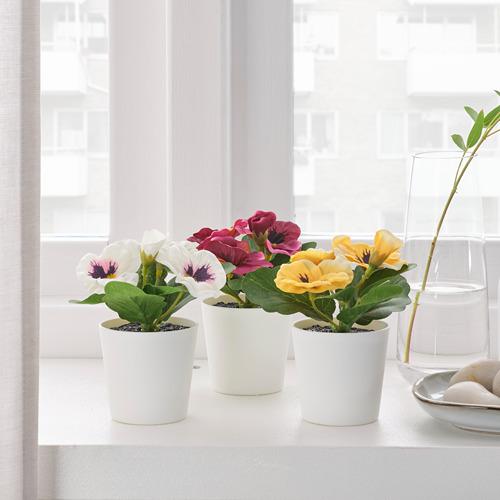 FEJKA planta artificial, 6cm de diámetro