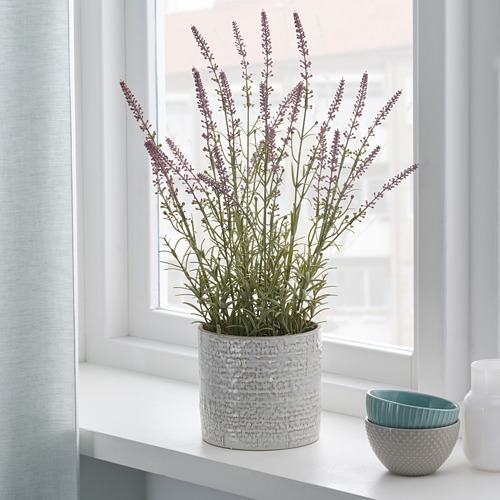 FEJKA planta artificial, 12cm de diámetro