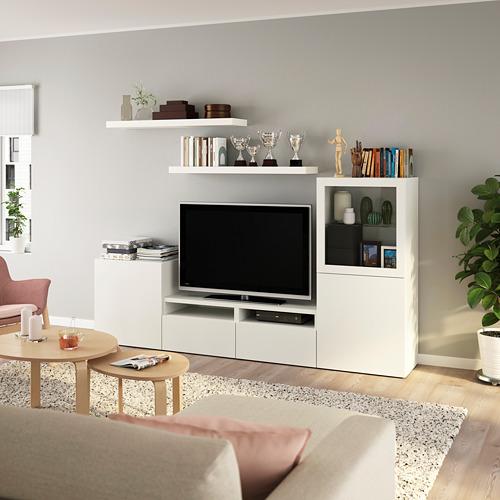 LACK/BESTÅ mueble TV