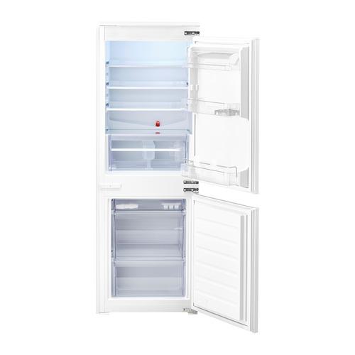 RÅKALL frigorífico combi integrado A+, 54x55x157,6cm