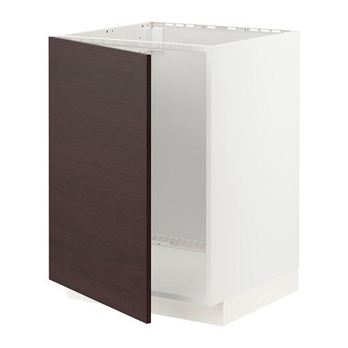 METOD armario bajo cocina para fregadero con puerta