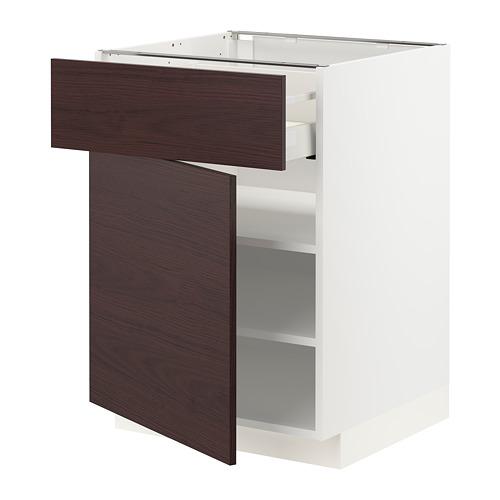 METOD/MAXIMERA armario bajo cocina puerta y cajón
