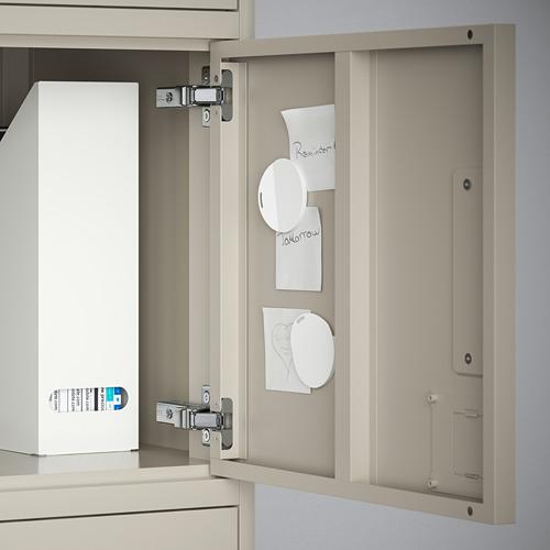IDÅSEN armario alto+ puerta +cajón