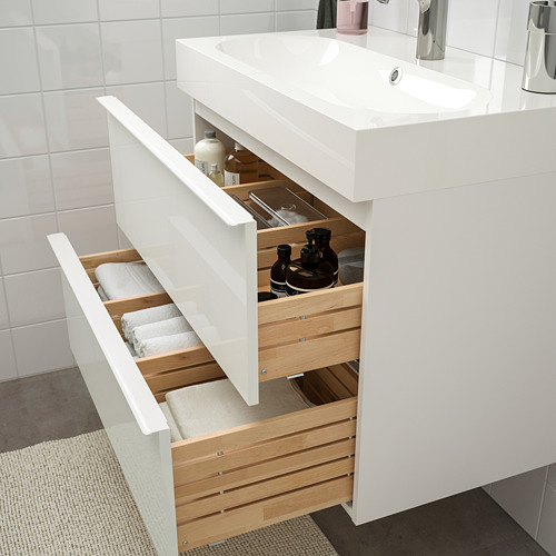 BRÅVIKEN/GODMORGON muebles baño j4