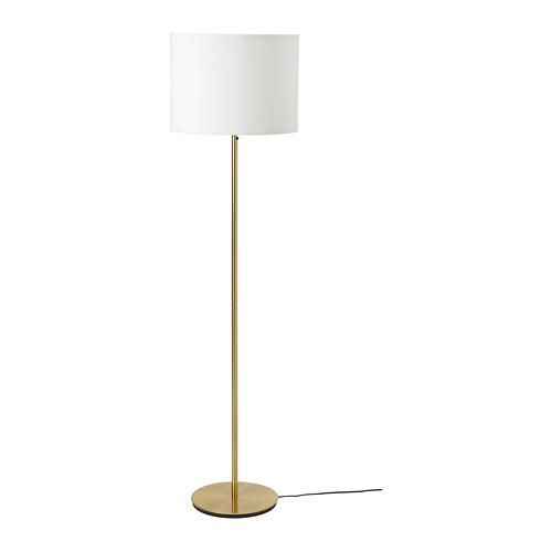 RINGSTA/SKAFTET lámpara de pie