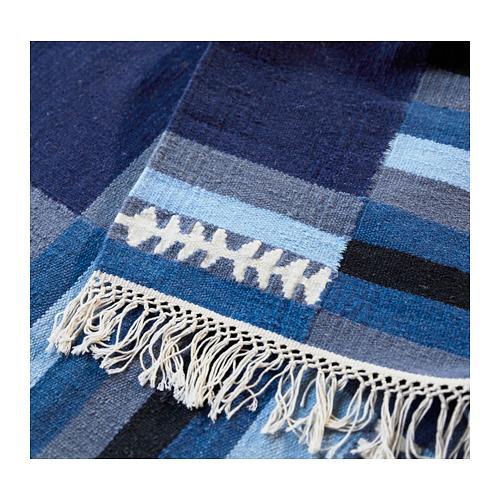 TRANGET alfombra, lisa, 170x240cm