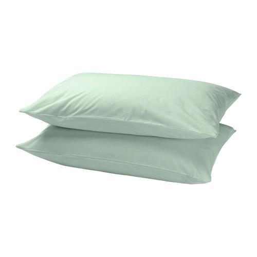 DVALA funda para almohada, 80cm, 152 hilos