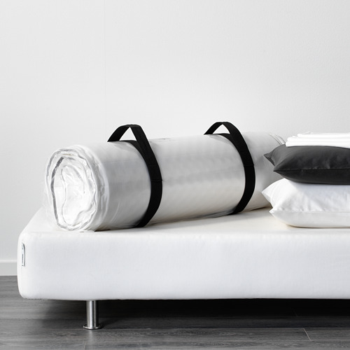 MALVIK colchón espuma, 90cm