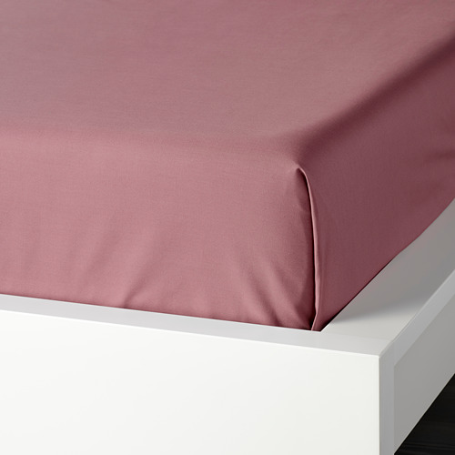 ULLVIDE sábana, 200 hilos, 140-160 y180cm