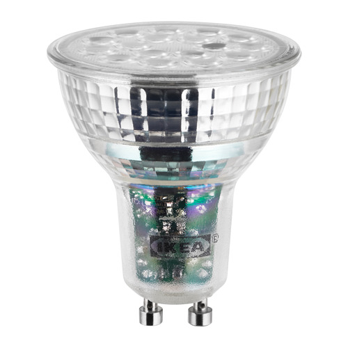 LEDARE bombilla LED GU10 600 lm