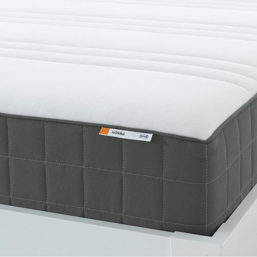 HÖVÅG colchón de muelles embolsados, 160cm