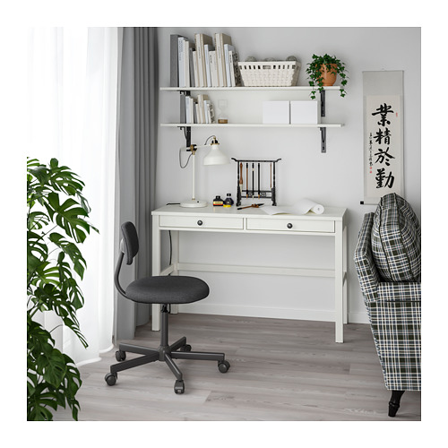 HEMNES escritorio 2 cajones