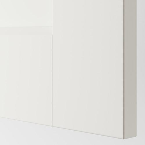 PAX/GRIMO/VIKEDAL combinación armario