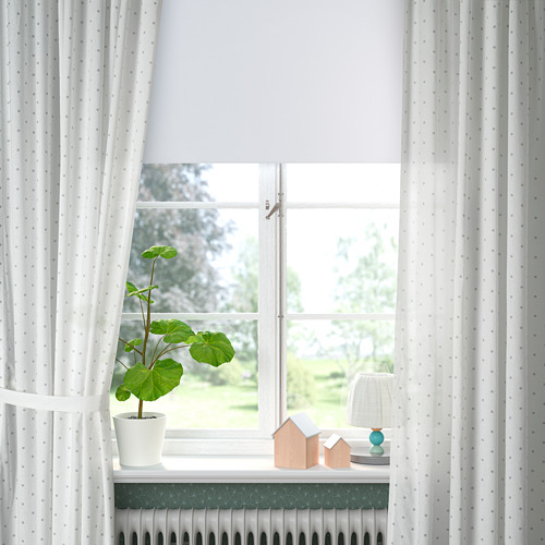 LEN cortinas y alzapaños, 1par