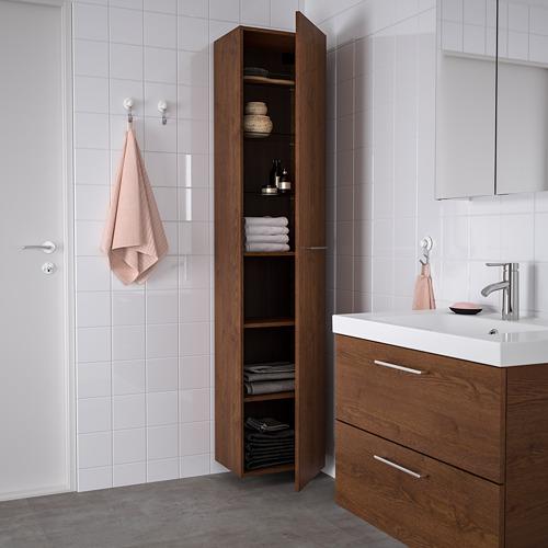 GODMORGON mueble alto de baño para pared, 40x32,192cm