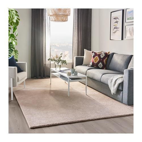 STOENSE alfombra, pelo corto, 200x300cm