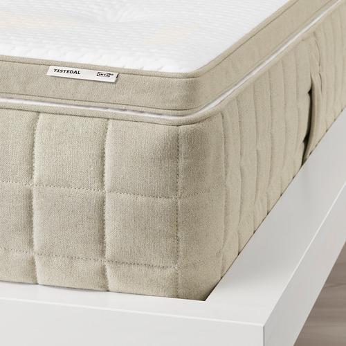TISTEDAL colchoncillo / topper de confort, 140cm