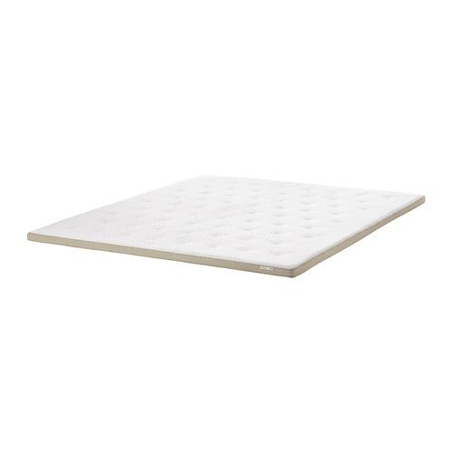 TISTEDAL colchoncillo / topper de confort, 180cm
