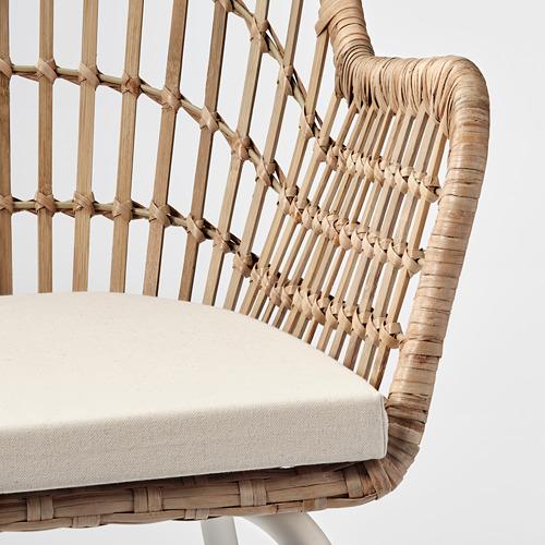 NORNA/NILSOVE silla con cojín