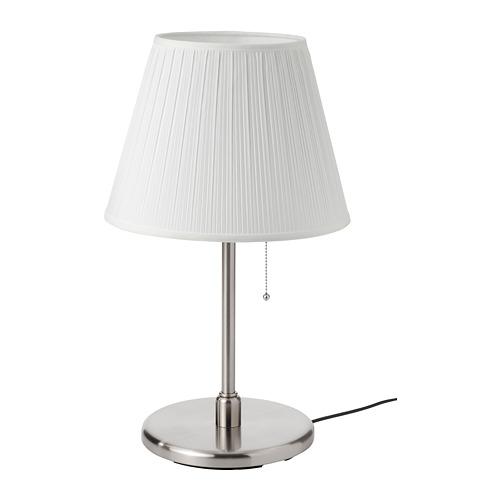 KRYSSMAST/MYRHULT lámpara de mesa