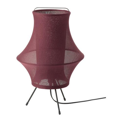 FYXNÄS lámpara de mesa
