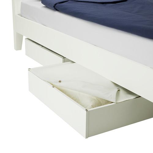 VARDÖ cajón de cama