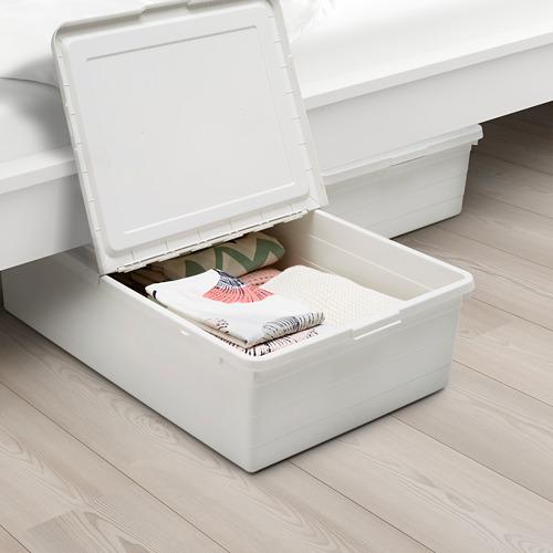 SOCKERBIT caja con tapa, 77x50x19cm