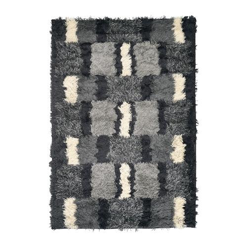 NAUTRUP alfombra, pelo largo, 133x195cm
