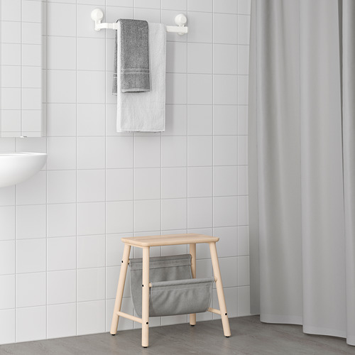 TISKEN toallero con ventosa