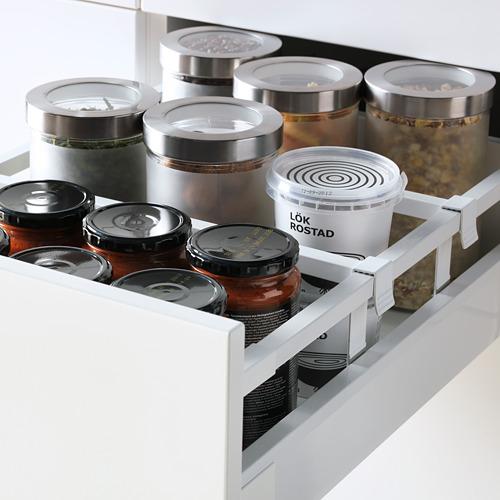 METOD armario bajo cocina 5 cajones