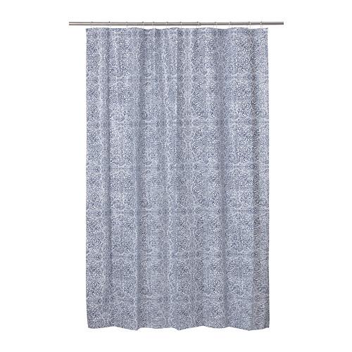 ÄNGSKLOCKA cortina de ducha